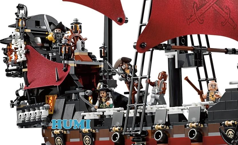 Lego Piraci Z Karaibów 4195 Mega Statek Xxl Ups
